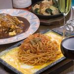 マスターの台所 - 人気のオムライス・パスタをはじめ、お腹いっぱいの美味しいメニューをご用意!