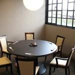 旭鮨総本店 - 1階には1室のみ完全個室あり