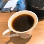 ホテルJALシティ - ホテルJALシティ仙台@仙台 UCCコーヒーマシンで淹れたコーヒー