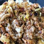 nilu curry - 最後は全部混ぜ混ぜ♬
