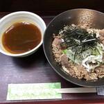 玉川 - ◎肉つけ590円