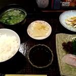 和洋心菜 柾風 - お刺身定食