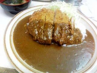 キッチン南海 蔵前店 - カツカレー