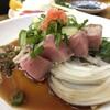 Naniwahonten - 料理写真:炙り中とろ