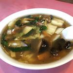 中華料理 成喜 - 料理写真:広東麺