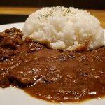 松阪牛焼肉&熟成牛タン 肉兵衛 - 松坂牛カレーライス大盛