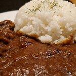 松阪牛焼肉&熟成牛タン 肉兵衛 - ライスが多いので