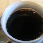 14635663 - ほどよい苦みにコクのあるコーヒーでした
