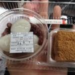 秋元菓子舗 - 白玉ぜんざい&わらびもち