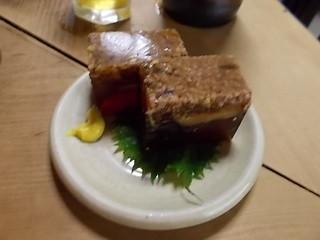 すゞ木 - 鴨の煮こごり