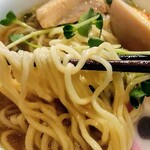 麺屋 承太郎 - 料理写真:お子様つけ麺(テイクアウト)