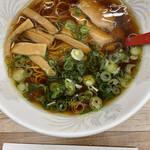 中国料理 大笑 - 料理写真:中華そば