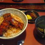 Dommaikyourakuken - うなぎ丼(松)