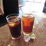 タージマハル - 烏龍茶&アイスティー
