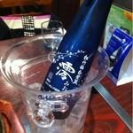 14636939 - この日本酒スパークリングは、アルコール度数低いので、ゴクゴクいけます