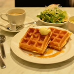 ノア カフェ - モーニング+日替わりスープ