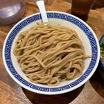Meigenso - 麺は食感がいいです。