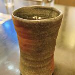 146365093 - 神聖 純米酒(グラス)
