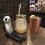 ベジバル Itaru 池袋 ~Vegetable Bar & Organic~ - すっぱい! レモネード・フィズ(750円) ジンジャーワイン・ハイボール(800)