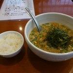 中国めしや 竹竹 - 担々麺750円