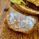 ハンドメイドキッチンOJ  - チキンナゲットはかなりジューシー!最高に美味い!