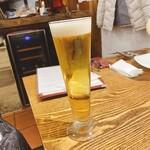 Taverna frico - 生ビール