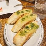 Taverna frico - ガーリックトースト