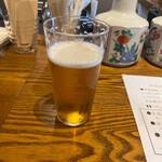 酒と飯 トキシラズ - 背徳の昼ビール