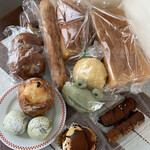 福山亭 - 料理写真:いっぱい買っちゃいました。