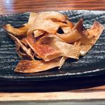 磯すき亭 市 - エイヒレ