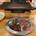 マグロ大使 - まぐろ焼肉 おまかせ盛り 1,080円