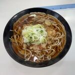 本庄そば - 料理写真:天ぷらそば
