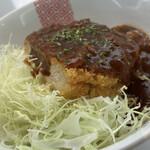 麺屋 匠 - ミニデミカツ丼