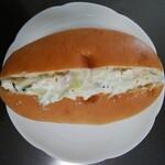 バラパン 安江店 - 料理写真:サラダパン(170円)