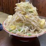 水城ラーメン - ちゃんぽん
