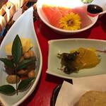 風和里 - 俺、実は、豆の煮物が大好きなんですよ!
