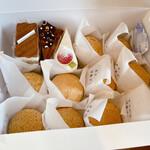 あさのや洋菓子店 - シュークリーム&ケーキ