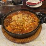 中華酒場 風来坊 - 麻婆豆腐