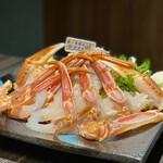 芦屋荘 - 料理写真:カニ鍋(2人前)