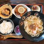まんま屋 黒門 - 料理写真:特製からあげセット