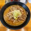 Adumaza - 料理写真:濃厚味噌白湯そば  850円