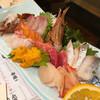 Kamifuusen - 料理写真:刺身盛り合わせ