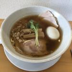 頂湯 sora - 特製醤油ラーメン