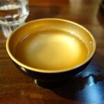 前蔵 - .....①純米吟醸MISA←食前酒.....