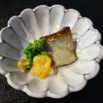 前蔵 - .....⑤銀ヒラスの西京焼.....