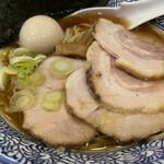 中華そば 笑歩 - 料理写真: