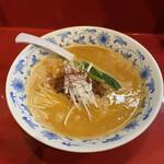 博多ラーメン まるひで - 料理写真:担々麺