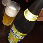 うさぎ屋 - ビールはプレモル