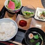 柳橋焼にく わにく - 焼肉セット(特選焼肉ランチ)