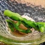 柳橋焼にく わにく - 箸休め(焼肉セット~特選焼肉ランチ)
